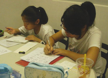 Maryknoll students learn English at Impact Language